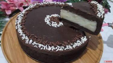 Muhallebili Fenomen Pastası Tarifi 1