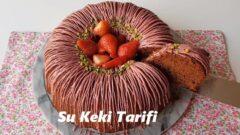 Su Keki Tarifi