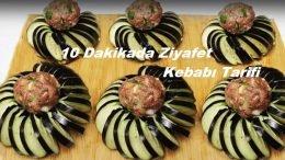 10 Dakikada Ziyafet Kebabı Tarifi
