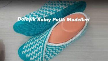 Dolaşık Kolay Patik Modelleri 1