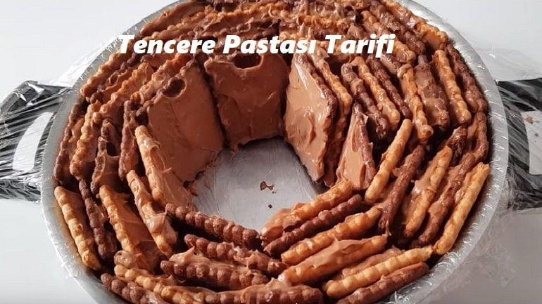 Tencere Pastası Tarifi 1