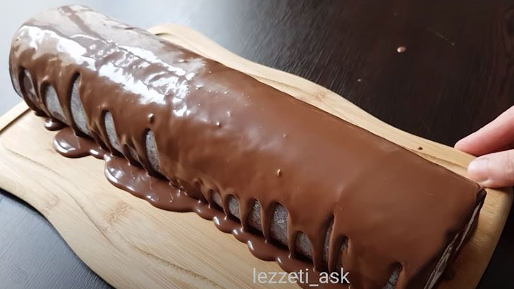 Yapılışı Olay Olan Pasta Tarifi 1