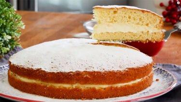 Az Malzemeli Yalancı Alman Pastası Tarifi 1