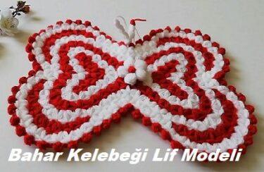 Yaz Kelebeği Lif Modelleri 1