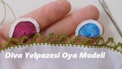 Diva Yelpazesi Oya Modeli