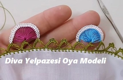 Diva Yelpazesi Oya Modeli 1