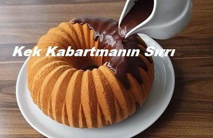 Kek Kabartmanın Sırrı