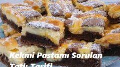 Kekmi Pastamı Sorulan Tatlı Tarifi