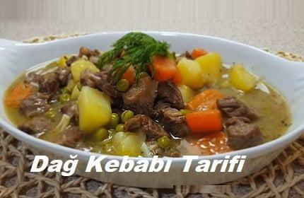 Dağ Kebabı Tarifi 1