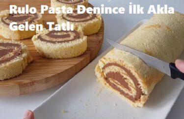Rulo Pasta Denince İlk Akla Gelen Tatlı 1