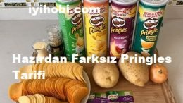 Hazırdan Farksız Pringles Tarifi