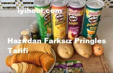 Hazırdan Farksız Pringles Tarifi 1