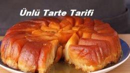 Ünlü Tarte Tarifi