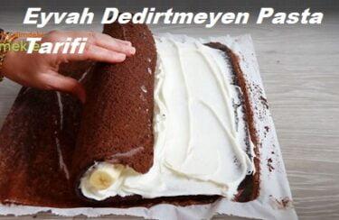 Eyvah Dedirtmeyen Pasta Tarifi 1