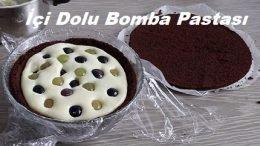 İçi Dolu Bomba Pastası