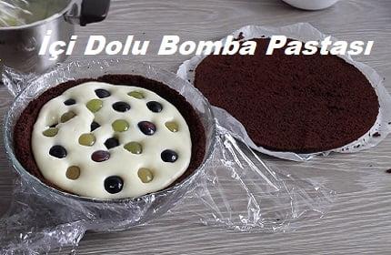 İçi Dolu Bomba Pastası 1