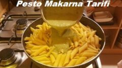 Pesto Makarna Tarifi