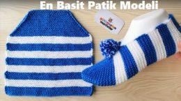 En Basit Patik Modeli