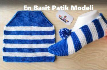 En Basit Patik Modeli 1