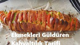 Ekmekleri Güldüren Kahvaltılık Tarifi