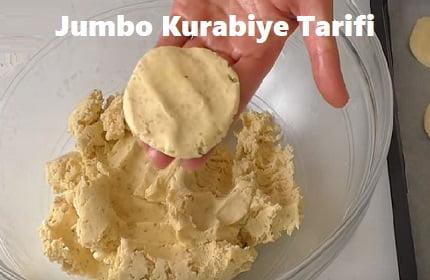 Jumbo Kurabiye Tarifi 1