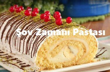 Şov Zamanı Pastası 1