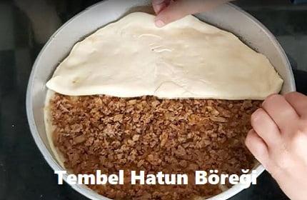 Tembel Hatun Böreği 1