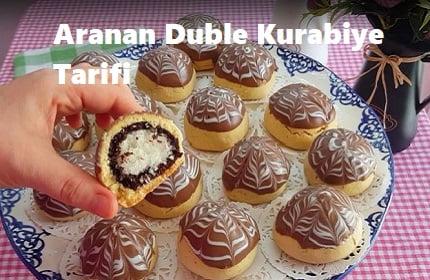 Aranan Duble Kurabiye Tarifi