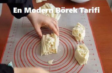 En Modern Börek Tarifi 1