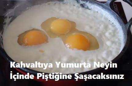 Kahvaltıya Yumurta Neyin İçinde Piştiğine Şaşacaksınız 1