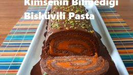 Kimsenin Bilmediği Bisküvili Pasta Tarifi