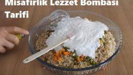Misafirlik Lezzet Bombası Tarifi