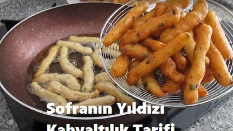 Patatesli Sofranın Yıldızı Kahvaltılık Tarifi