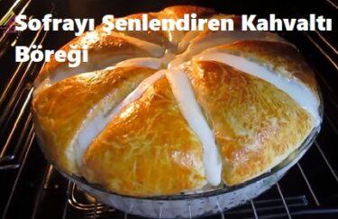 Sofrayı Şenlendiren Kahvaltı Böreği 1