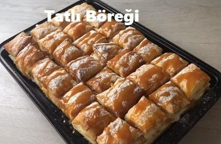Tatlı Böreği 1