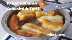 10 Kat Kabaran Kahvaltılık Tarifi
