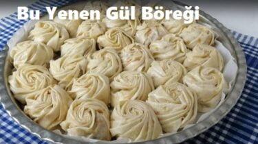 Bu Yenen Gül Böreği 1