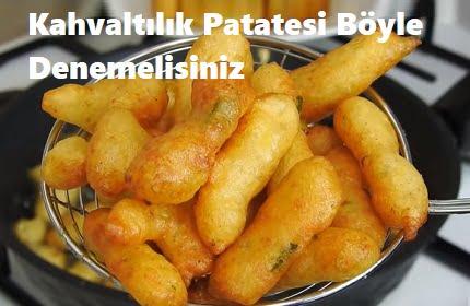 Kahvaltılık Patatesi Böyle Denemelisiniz 1