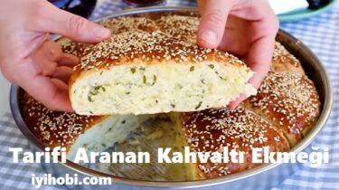 Tarifi Aranan Kahvaltı Ekmeği 1