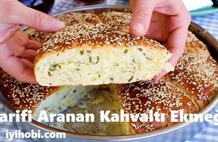 Tarifi Aranan Kahvaltı Ekmeği Tarifi