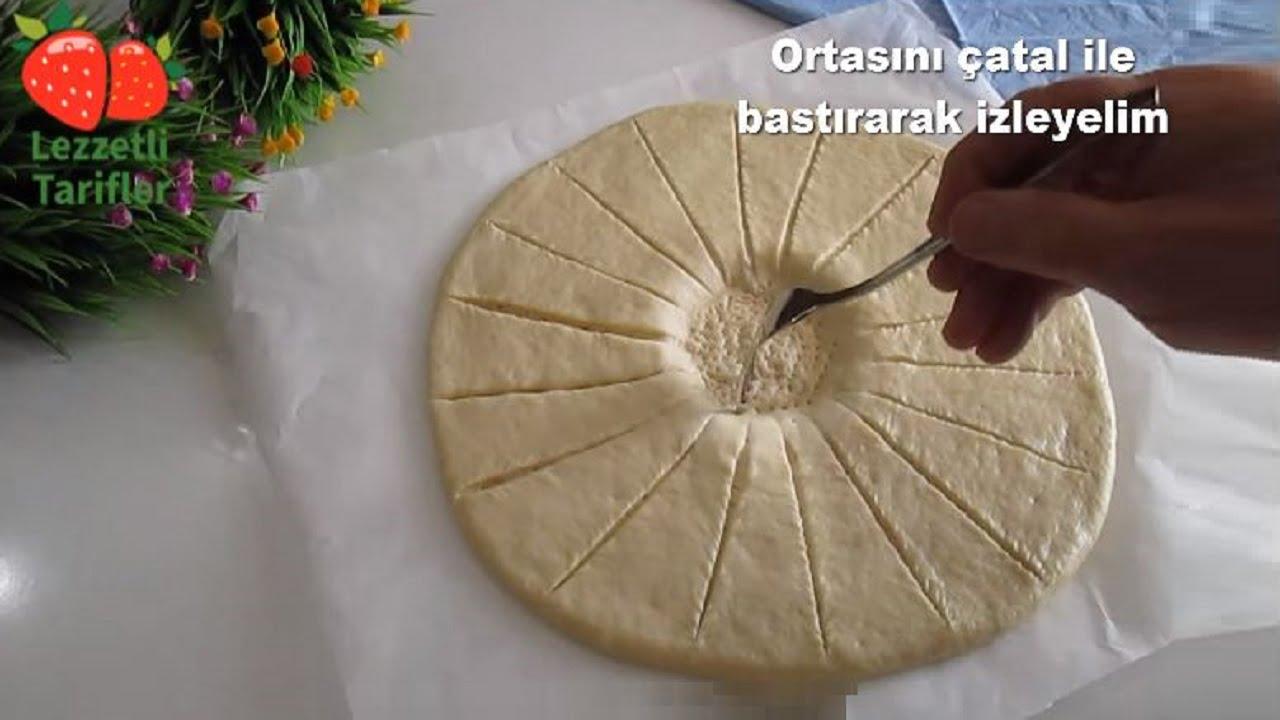 Fevkalede Lezzetli Kahvaltı Çöreği Tarifi 2